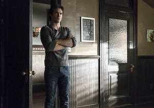 TVD 6x17 Promotional Picture-Damon