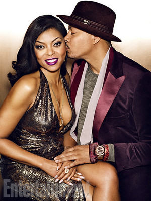 Taraji P. Henson in Entertainment Weekly - March 6, 2015