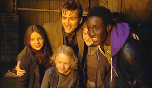 Tenth Doctor - Season 3 Finale - BTS