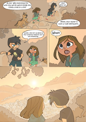 Total Drama Kids Comic Page 29