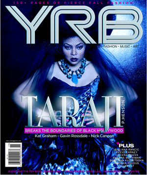 YRB Magazine Photoshoot - Fall 2011