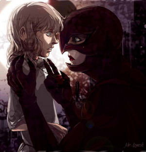 Young Griffith and Femto.