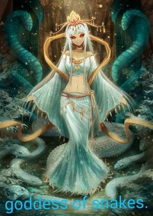godess of snakes