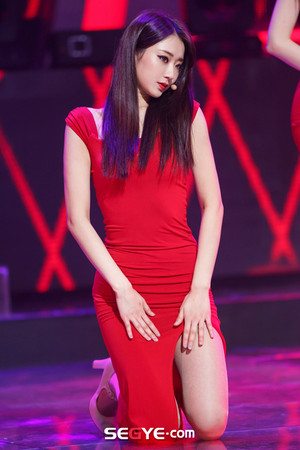 150305 Nine Muses - Kyungri Coming of Age (M! Countdown Special Stage)