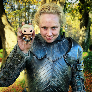 Brienne of Tarth / Gwendoline Christie