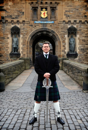 Bruce Campbell in Scotland