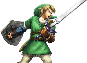 Link - Super Smash Bros