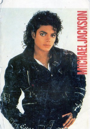Michael Jackson - Very Old Card