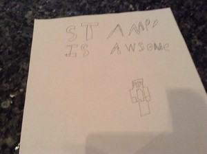 Stampy's awesome, 由 G. Awesomeness