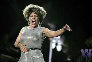 Tina Turner - September 11, 1993