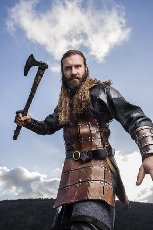 Vikings Rollo Season 3 Official Picture