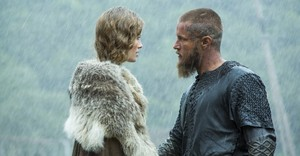 aslaug and ragnar