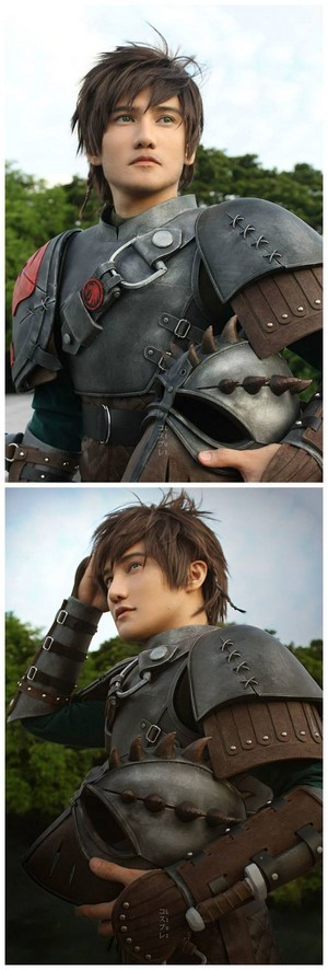 hiccup from httyd