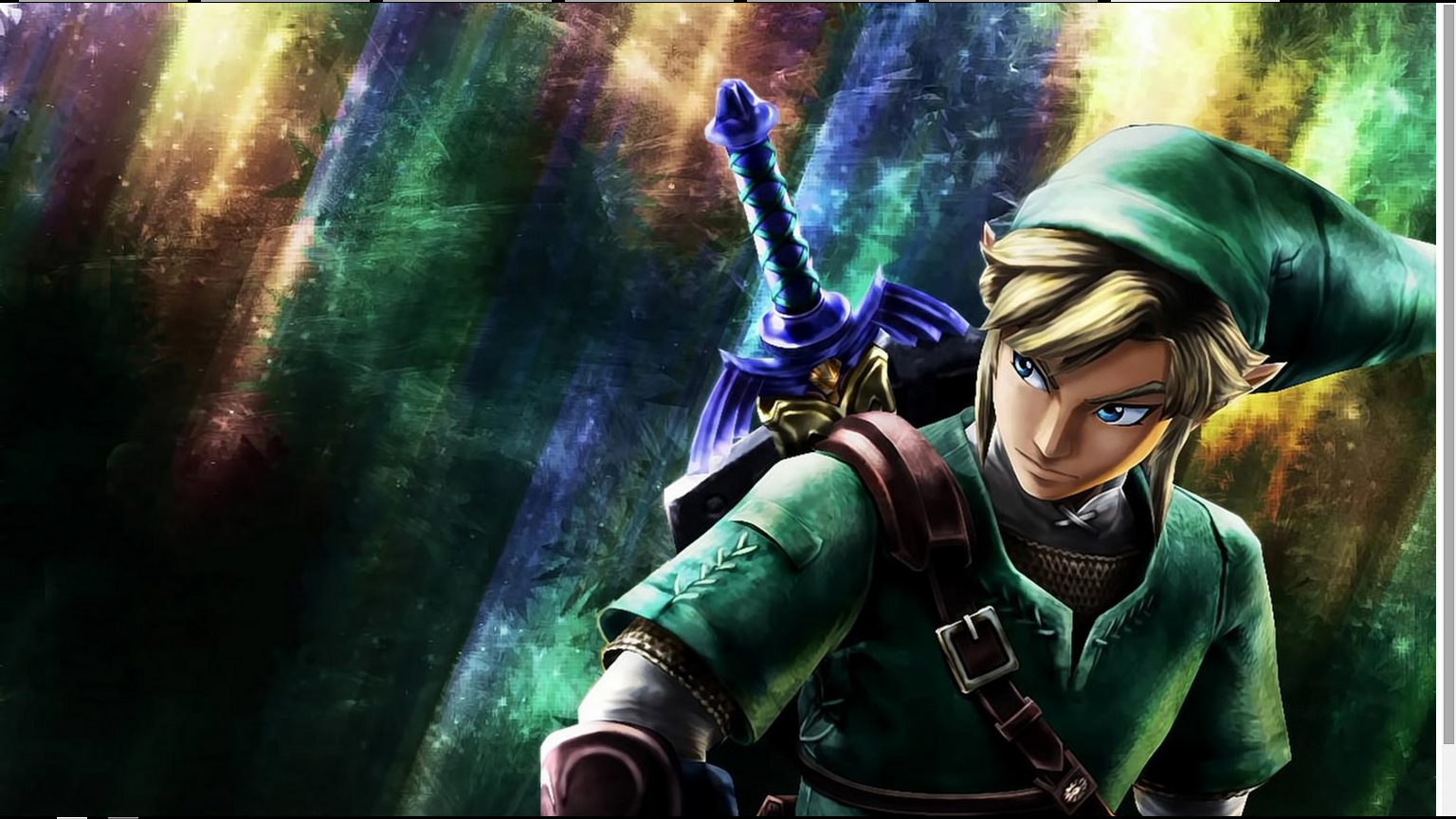 Cool Loz Wallpaper The Legend Of Zelda Ocarina Of Time Photo