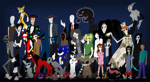 CreepyPasta group 3