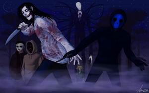 CreepyPasta group 4