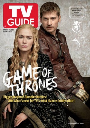 Jaime and Cersei Lannister - TV Guide