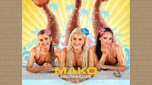 Mako Mermaids images Mako Mermaids HD wallpaper and background