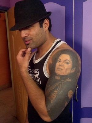 Michael Jackson Tattoo the best ever