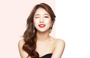 Miss A Suzy for The Face ভান্দার
