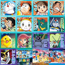 Nobita And The Steel Troops Characters