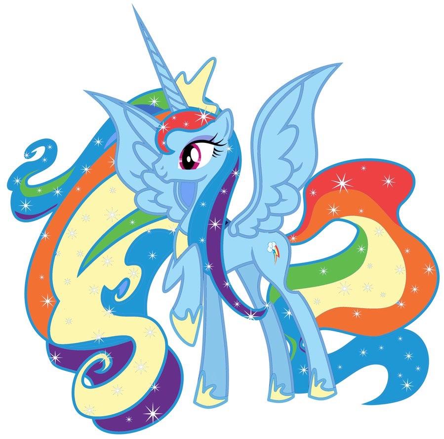 Princess Rainbow Dash Rainbowdashokay Photo 38358495 Fanpop