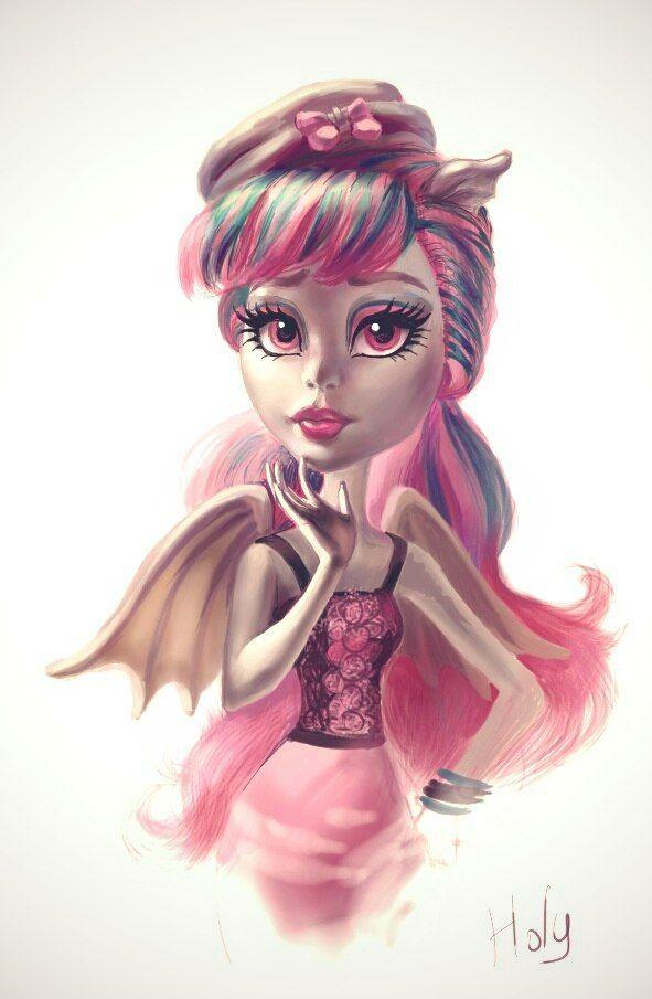 Rochelle - Monster High Photo (38343691) - Fanpop
