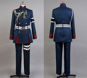 Seraph of the End Guren Ichinose Uniform Cosplay Costume from Seraph