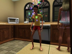 Sims 3 Birthday kid Glitch