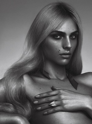 Teen Vogue: Andrej Pejic x Sam Snyder Collaboration