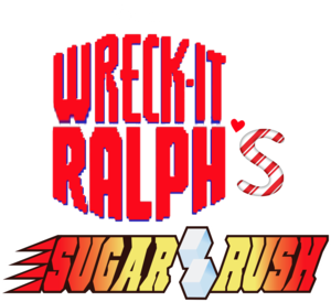 Wreck-It Ralph's Sugar Rush Logo