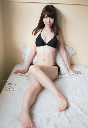 柏木由紀「Big Comic Spirits」 No.25 2015