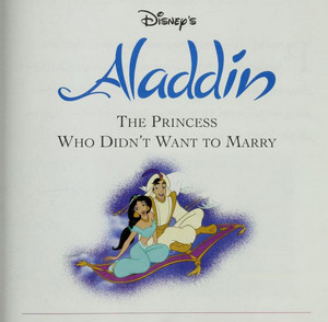 aladdín - The Princess Who Didn't Want to Marry