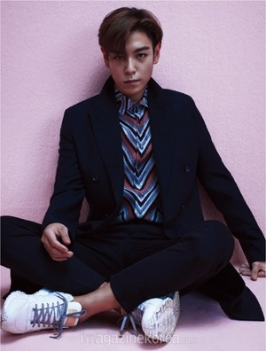 BIGBANG T.O.P – Esquire Magazine May Issue '15