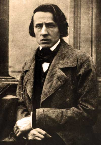 Frédéric François Chopin( 22 February o 1 March 1810 – 17 October 1849)