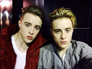 Jedward 2015 in LA
