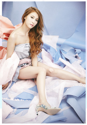 "KARA Gyuri ""In Love"" teaser"