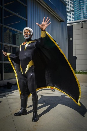 Larry Smith as Storm