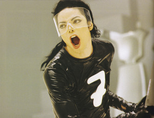 Michael Jackson - HQ Scan - Scream Short Film
