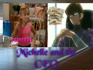 Michelle and the CEO