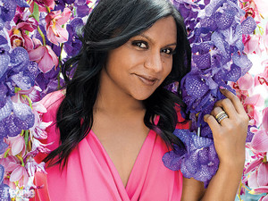 Mindy Kaling - People's Most Beautiful - 2014