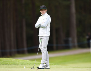 Niall at the BMW PGA Championship