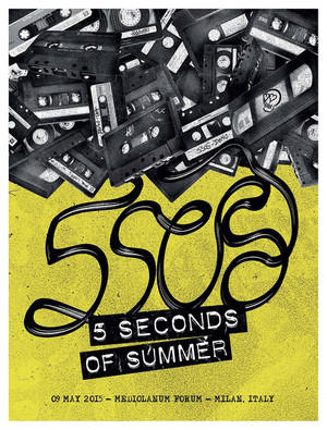 ROWYSO Posters - Milan, Italy