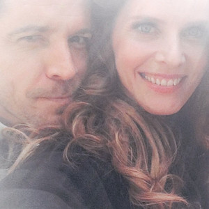 Rebecca Mader and Sean Maguire