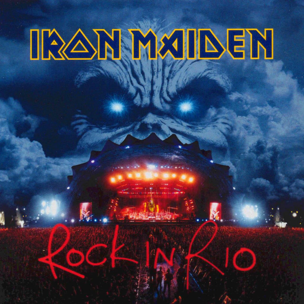 Rock In Rio Iron Maiden Foto 38438875 Fanpop