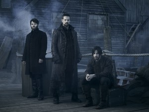 Salem Cotton Mather, John Alden and Isaac Walton Season 2 Official Picture