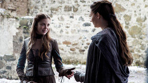 Sansa Stark and Myranda