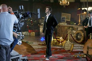 Tenth Doctor - Voyage of the Damned - BTS