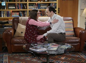 The Big Bang Theory 8.24 ''The Commitment Determination''