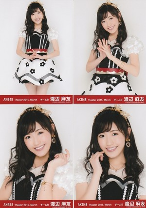 Watanabe Mayu - Theater March 2015